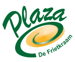 Plaza De Frietkraam Mill Retina Logo
